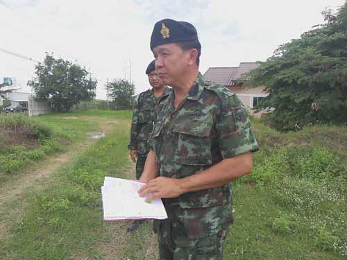 พล.ต.นคร สุขประเสริฐ ผู้บังคับการจังหวัดทหารบกร้อยเอ็ด