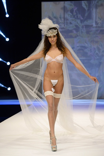 2014 International Lingerie and Swimwear Show