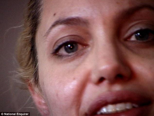 """ว่อนเน็ตอีกแล้ว! ภาพ/คลิป """"แอนเจลีนา โจลี"""" ยุคขี้ยาติดโคเคน,เฮโรอีนหนัก"""