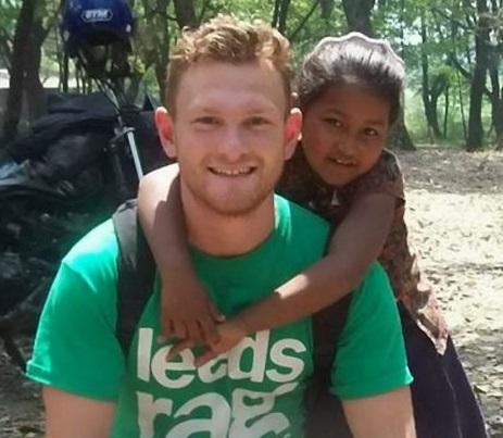 ริชาร์ด เมน (Richard Mayne)วัย 20 ปี นักศึกษาภาควิชาคณิตศาสตร์และการเงิน จากมหาวิทยาลัยลีดส์