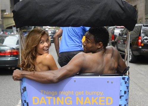 Dating Naked series