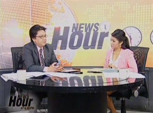 ชมรายการ News Hour แพร่ภาพผ่านอินเทอร์เน็ต 30 ก.ค. 2557