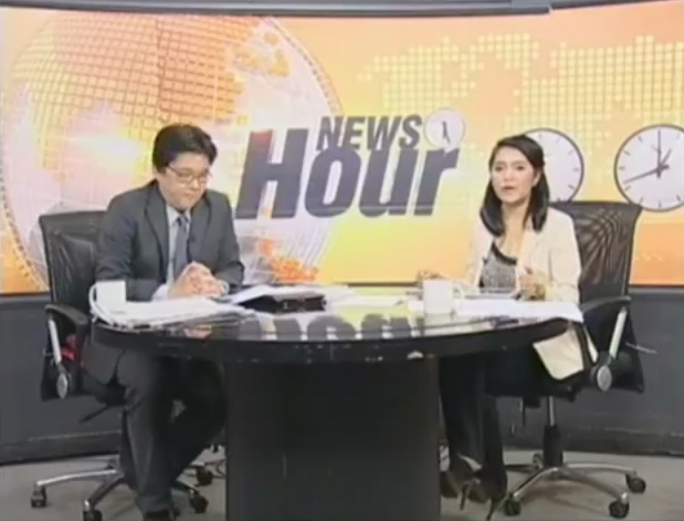 ชมรายการ News Hour แพร่ภาพผ่านอินเทอร์เน็ต 5 ส.ค. 2557