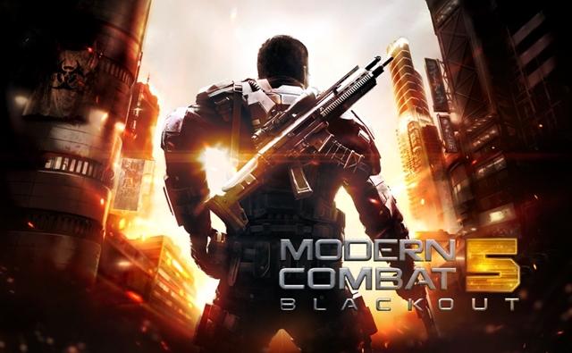 Review: Modern Combat 5: Blackout หน่วยเดือดล่านรก (iOS/Android/Windows Phone)