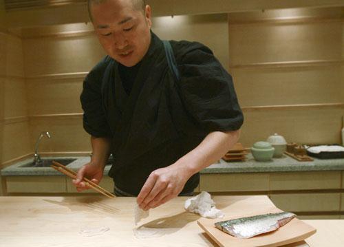 """""""sushi ichi"""" ระดับมิชลินจากกินซ่ามาปั้นซูชิถึงเมืองไทยแล้ว"""