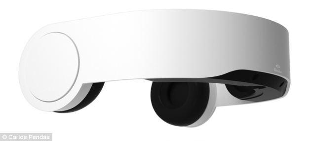 ต้นแบบอุปกรณ์สวมศีรษะรุ่นใหม่ที่ Oculus Rift จะวางจำหน่ายต้นปีหน้า