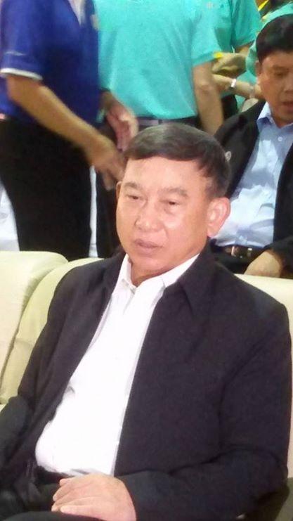 พล.อ.อ.ประจิน จั่นตอง รัฐมนตรีว่าการกระทรวงคมนาคม