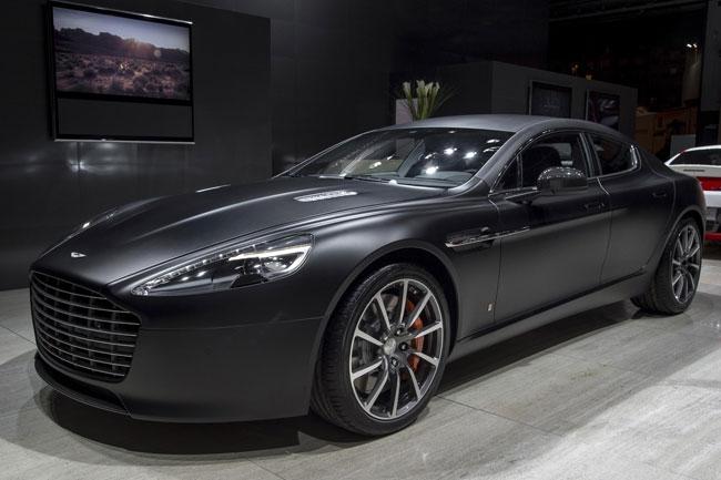 .Aston Martin Rapide S กับความสดใหม่ในการปรับโฉม และเพิ่มความเร้าใจในการขับเคลื่อน