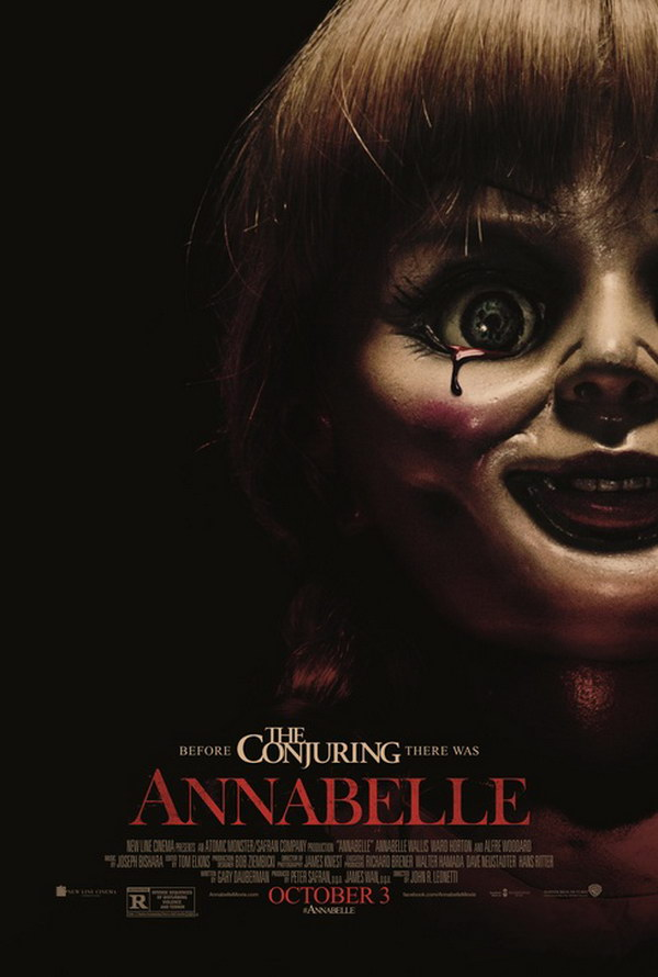 ตุ๊กตาผี แอนนาเบลล์