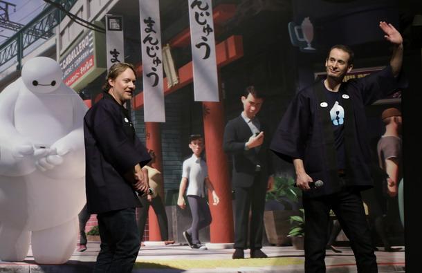 Big Hero 6: จดหมายรักจาก Disney ถึงวัฒนธรรมญี่ปุ่น