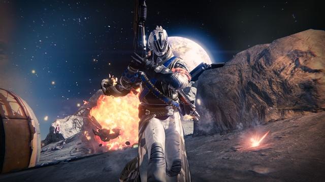 """""""Destiny"""" ยอดผู้เล่นทะลุ 9.5 ล้านเดินหน้าพัฒนาภาคต่อ"""