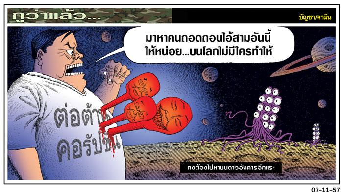 คงต้องไปหาบนดาวอังคารอีกแระ
