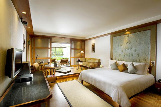 ห้อง Deluxe Terrace Suite