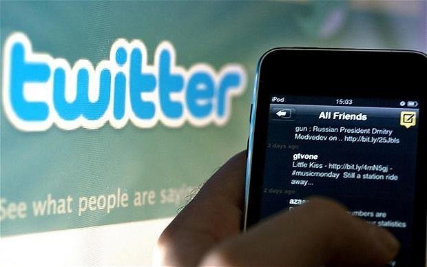ปัจจุบัน ทวิตเตอร์มีผู้ใช้ทั่วโลกมากกว่า 284 ล้านคน