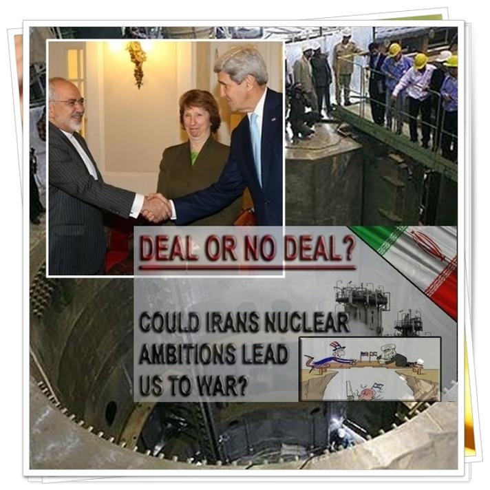 ข้อตกลงนิวเคลียร์อิหร่าน P5+1 ขยายเส้นตายไปจนถึง 1 กรกฎาคมปีหน้า