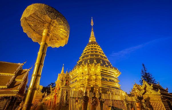 วัดพระธาตุดอยสุเทพราชวรวิหาร (เชียงใหม่ ประเทศไทย)