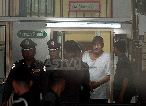 พล.ต.ท.พงศ์พัฒน์ ฉายาพันธ์ อดีตผู้บัญชาการตำรวจสอบสวนกลาง หลังถูกจับกุม