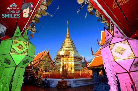 เชียงใหม่ หลีเป๊ะ คว้ารางวัลสถานที่ท่องเที่ยวยอดนิยมของคนไทย