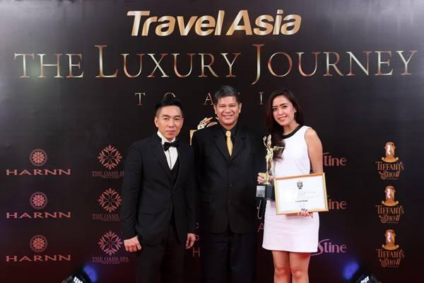 เจดับบลิว แมริออท ภูเก็ต ได้รับรางวัลโรงแรมสำหรับครอบครัวที่ดีที่สุดในเอเชีย