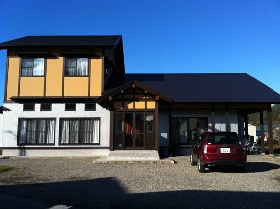 บ้านญาติที่ญี่ปุ่น อยู่ในเมือง Akita