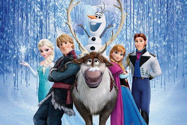 Frozen สุดยอดความบันเทิงแห่งปี 2014 จากความเห็นของ เอพี