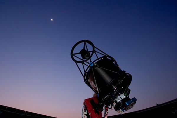กล้องโทรทรรศน์ 0.5 เมตรของหอดูดาวภูมิภาค จ.นครราชสีมา
