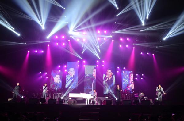 (ชมภาพ) คอนเสิร์ต DojoB5 Super ติ่ง Home Coming Live Concert สาแก่ใจแต่ไม่สุด!