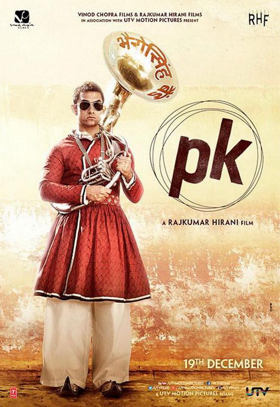 วันซวยๆ ของเอเลี่ยนผู้ตามหาพระเจ้า : PK หนังอินเดียที่ต้องดู!
