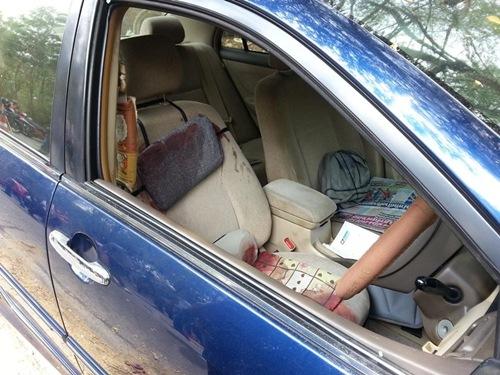 สลด! เสี่ยธุรกิจสิ่งพิมพ์ เขียนจดหมายลา ก่อนลั่นไกจบชีวิตในรถเก๋ง
