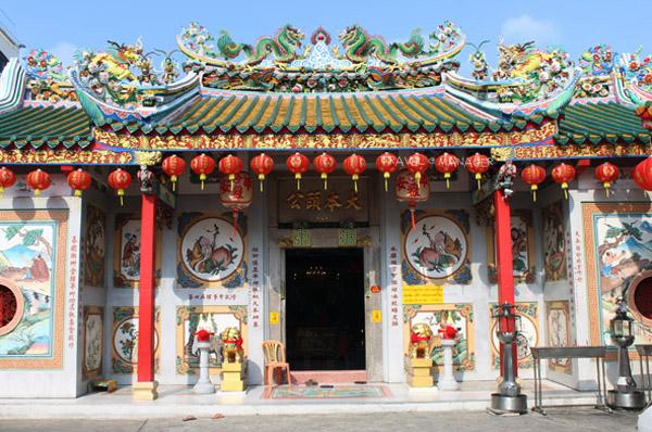 ศาลเจ้าเล่าปุนเถ่ากง ศาลเจ้าศักดิ์สิทธิ์ของชาวจีนแต้จิ๋ว
