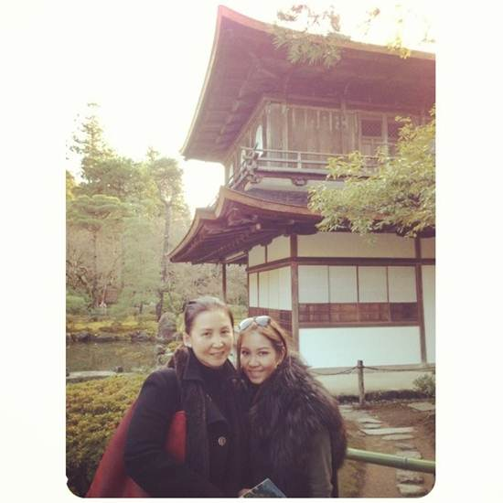 ทริปญี่ปุ่นกับคุณแม่