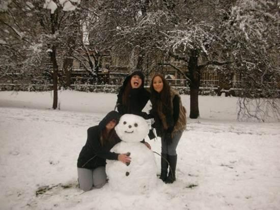 ชอบเล่นหิมะเป็นชีวิตจิตใจ