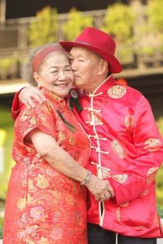 อากงประยุทธและอาม่าพิจิตร ครองรักกันนานถึง 60 ปี