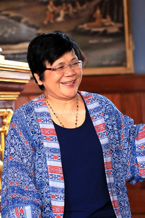 ภญ.ดร.สุภาภรณ์ ปิติพร หนึ่งในบุคคลสำคัญที่ทำให้เกิด พิพิธภัณฑ์การแพทย์ไทยอภัยภูเบศร