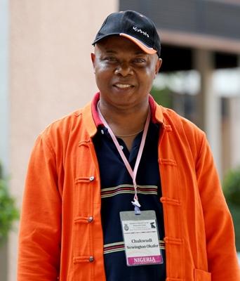 H.E. Mr.Chukwudi Newington Okafor