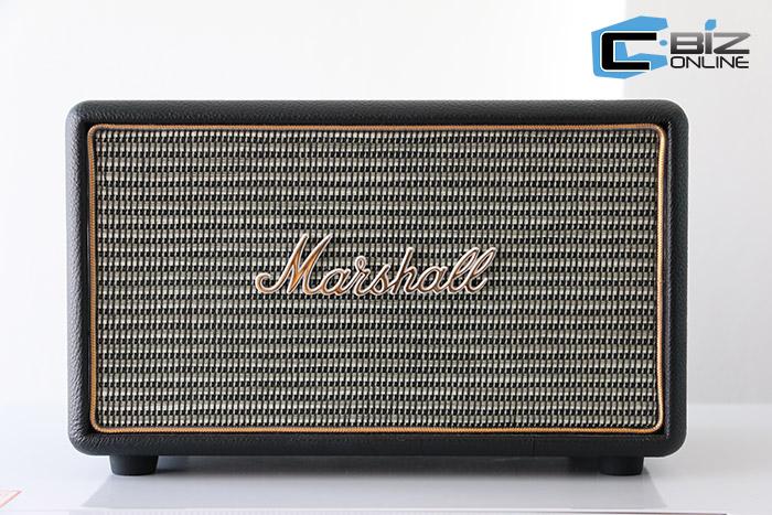 Review: Marshall ACTON ลำโพงบลูทูธตัวเล็ก เสียงกระหึ่ม ราคาไฮเอนด์