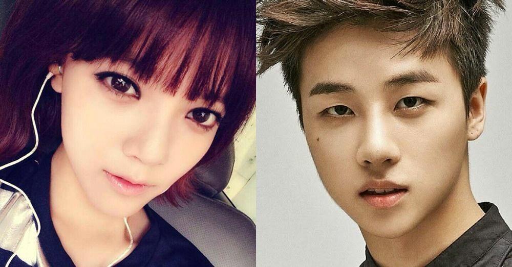 """แฟนคลับจับผิด """"จีมิน AOA""""คอนเฟิร์มเดต """"จินฮวาน iKON"""""""
