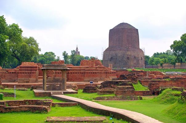 """อินเดีย : เวิลด์แบงค์ไฟเขียวงบพัฒนา""""สารนาถ"""" เป็นแหล่งท่องเที่ยวระดับโลก"""