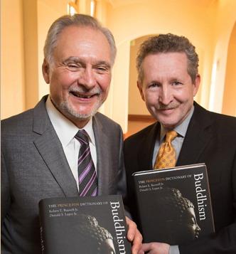 สหรัฐอเมริกา : พจนานุกรมพุทธศาสนาฉบับพรินซ์ตัน ได้รับรางวัลดาร์ทเมาท์