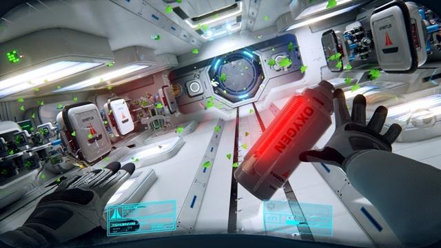 """ตัวอย่างเต็ม """"Adr1ft"""" เกม FPS ภาพเสมือนจริงของนักบินอวกาศผู้เคว้งคว้าง"""
