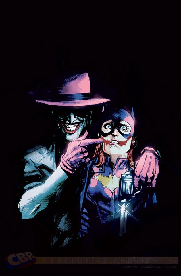 ภาพปกที่ทาง DC Comics ตัดสินใจยกเลิกไม่ตีพิมพ์