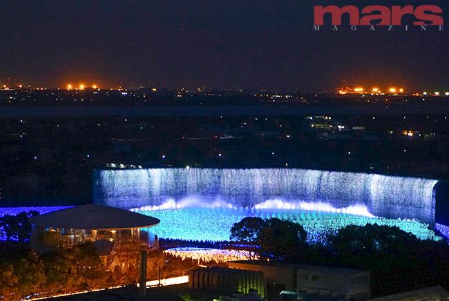 เทศกาลแห่งแสงไฟเมืองในเทพนิยาย 'นาบานา โนะ ซาโตะ'