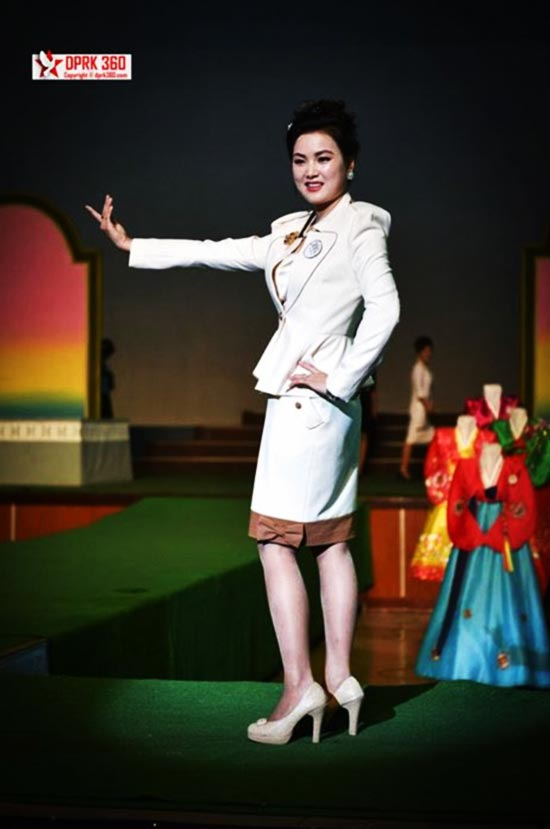 12th Annual Pyongyang Fashion Exhibition (North Korea)