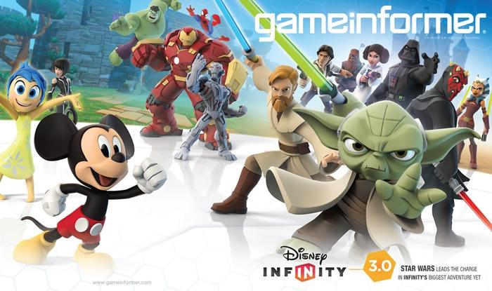 """""""สตาร์วอร์ส"""" ขนทัพตัวละครชูโรง Disney Infinity 3.0"""