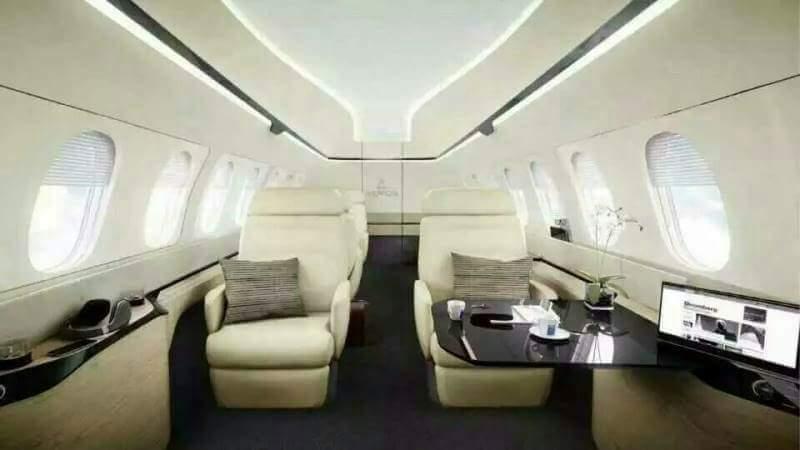 Image result for เครื่องบินส่วนตัว ทักษิณ ชินวัตร