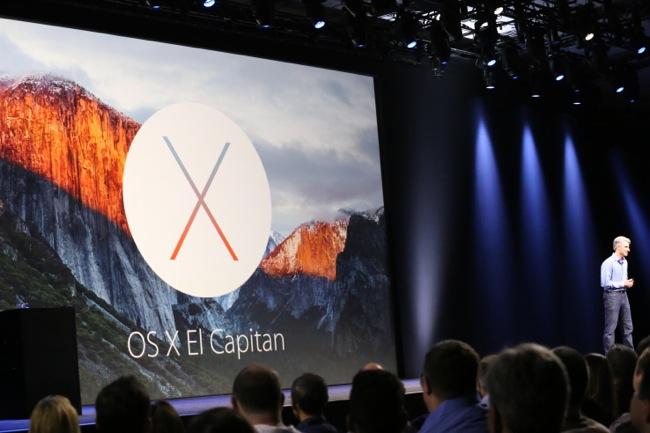 """ยล Mac OS X ตัวใหม่ """"El Capitan"""""""