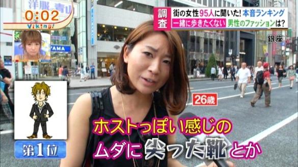 """สาวญี่ปุ่น """"รับไม่ได้"""" กับผู้ชายแต่งตัวแบบไหน?"""