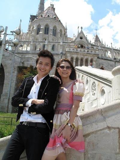 Tuan Hung กับ Thanh Thao