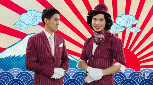 """[ชมคลิป] GTH แพร่คลิป """"เต๋อ-เผือก"""" แนะนำเที่ยวญี่ปุ่นให้สุภาพ ไถ่โทษนักแสดง """"ฮอร์โมน"""" ป่วนเมือง"""