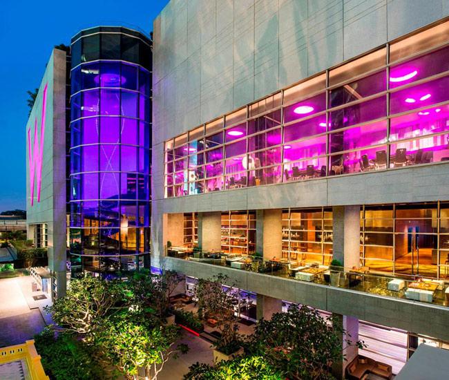 ดับเบิ้ลยู กรุงเทพ ที่สุดแห่งโรงแรมหรู (ภาพจากเฟซบุ๊กแฟนเพจ W Bangkok